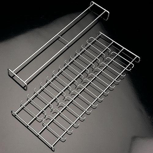 Штативы стальные для окрашивания предметного стекла