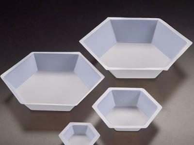 Чашки для взвешивания шестигранные