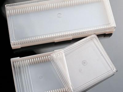 Коробки полиэтиленовые для предметного стекла