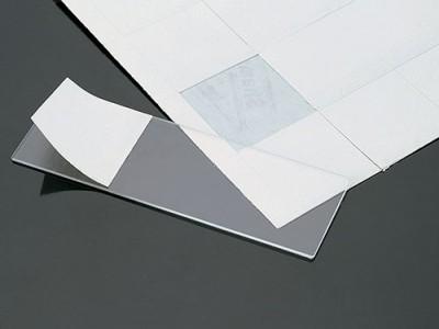 Этикетки для маркировки предметного стекла